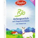 lapte praf TOPFER BIO